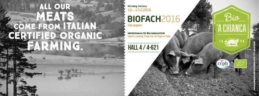Il Salumificio Falcone al BioFach 2016